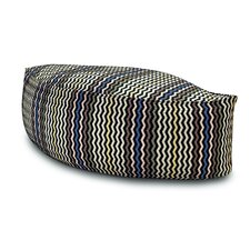 <strong>Missoni Home</strong> Oissel Leaf-shaped Ottoman