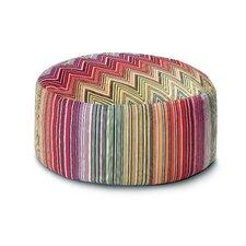 Osage Patchwork Pouf Bean Bag Chair