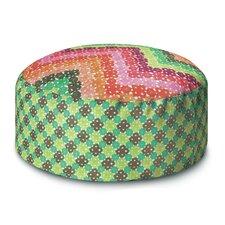 Onley Patchwork Pouf Bean Bag Chair