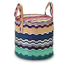 <strong>Missoni Home</strong> Oakley Bag and Cylindrical Pouf