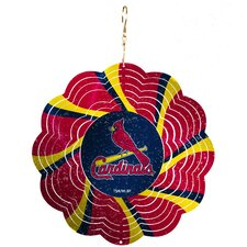MLB Geo Spinner Ornament