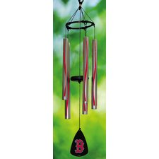 MLB Metal Streamer Wind Chime