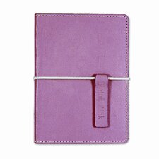 Think Pink Bonded Leather Journal