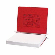 Pressboard Hanging Data Binder, 11 X 8-1/2 Unburst Sheets