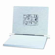 Pressboard Hanging Data Binder, 14-7/8 x 11 Unburst Sheets