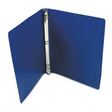 <strong>Acco Brands, Inc.</strong> Accohide Poly Ring Binder w/23-Pt. Cover, 1/2in Capacity