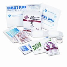 <strong>Acme United Corporation</strong> First Aid Refill Pack with Most Frequently-Used Products, 94 Pieces/pack