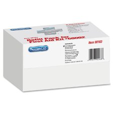 First Aid Refill Kit (Set of 127)