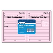 While You Were Out Pad (Set of 288)