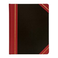 Cover Record Ledger Book (Set of 4)