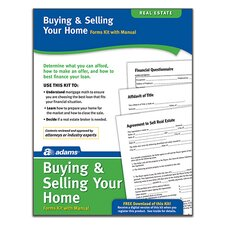 Buying/Selling Your Home Forms and Instructions Kit (Set of 96)