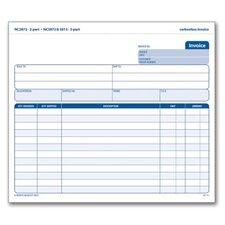 3 Part Carbonless Invoice Unit (Set of 400)