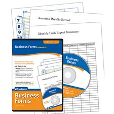 Business Forms Software Compact Disc (Set of 6)