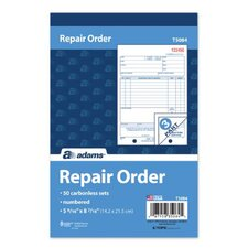 3 Part Repair Order Book (Set of 10)