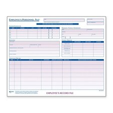 "<strong>Adams Business Forms</strong> Employee Personal File, 11-3/4""x9-1/2"", 20 per Pack"