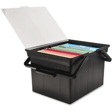 Portable File Storage Box