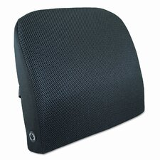 <strong>Advantus Corp.</strong> Memory Foam Massage Lumbar Cushion