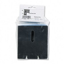 <strong>Advantus Corp.</strong> Two-Sided Disc Refill Sleeves for AVT61903 Wallet/AVT61900 Media Filer, 50/Pack