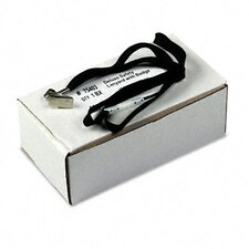 """Deluxe Safety Lanyards, Clip Style, 36"""" Long, 24/Box"""
