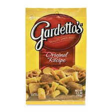 General Mills Gardetto'S Snack Mix, Original Flavor, 5.5 Oz Bag, 7 Bags/Box