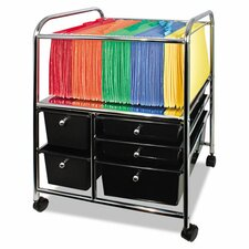 <strong>Advantus Corp.</strong> Letter/Legal File Cart