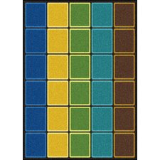 Blocks Abound© Kids Rug