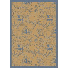 <strong>Joy Carpets</strong> Nature Fancy Fiddlers Kids Rug