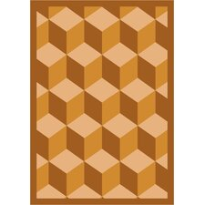 Whimsy Family Legacies Highrise Wheat Rug
