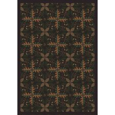 Nature Tahoe Dark Timber Novelty Rug