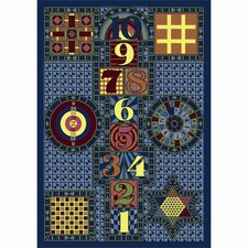 Just for Kids Joy Games Kids Rug