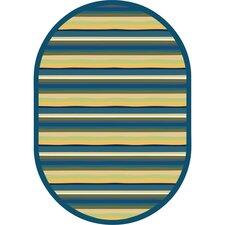 Just for Kids Yipes Stripes Bold Kids Rug
