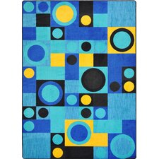 <strong>Joy Carpets</strong> Kid Essentials City Block Kids Rug