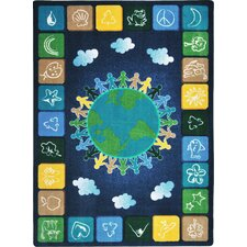 <strong>Joy Carpets</strong> Kid Essentials One World Kids Rug