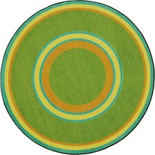 <strong>Joy Carpets</strong> Kid Essentials Ripples Retro Kids Rug