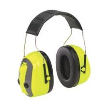 PTL™ H7 Over The Head Push To Talk Earmuff
