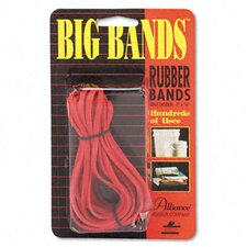 <strong>Alliance Rubber</strong> Big Bands, Rubber Bands, 7 X 1/8, 12/Pack