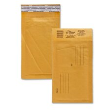 "<strong>Alliance Rubber</strong> Envelopes,No. 000,Bubble Cushioned,4""x8"""