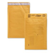 "<strong>Alliance Rubber</strong> Envelopes,No. 0,Bubble Cushioned,6""x10"""