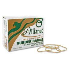 "Rubber Bands,Size 16,1/4 lb,2-1/2""x1/16"",Approx. 269/BX,NL"