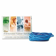 Latex Free Antimicrobial Rubber Band