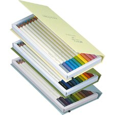 Irojiten Rainforest Colored Pencil (Set of 30)