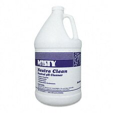 <strong>AmRep</strong> Misty Neutra Clean Floor Cleaner, Fresh Scent, 1 Gal. Bottle, 4/Carton
