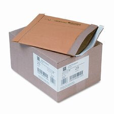 Jiffy Padded Self-Seal Mailer, Side Seam, #2, 25/Carton
