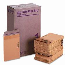 Jiffy Rigi Bag Mailer, Side Seam, #1, 250/Carton