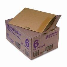 Jiffy Rigi Bag Mailer, Side Seam, #6, 100/Carton