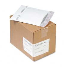 <strong>Sealed Air Corporation</strong> Jiffy Tuffgard Self-Seal Cushioned Mailer, #0, 25/Carton