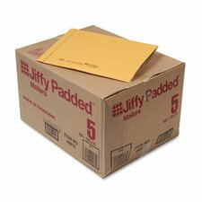 Jiffy Padded Mailer, Side Seam, #5, 100/Carton