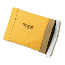 <strong>Sealed Air Corporation</strong> Jiffy Padded Self-Seal Mailer, Side Seam, #0, Golden Brown, 250/carton