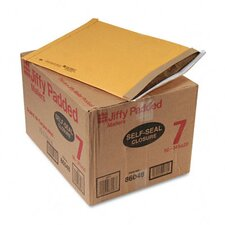 Jiffy Padded Self-Seal Mailer, #7, 50/Carton