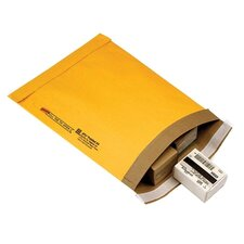 "Padded Mailers, Peel and Seal, 7-1/2""x12"", 25/CT, Kraft"